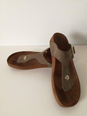 Sandaletten, grün