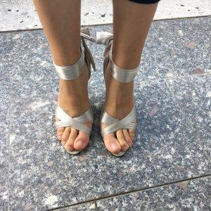 Sandaletten High Heels COX Gr. 40