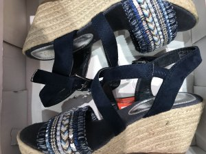 Young Spirit Wedge Sandals multicolored
