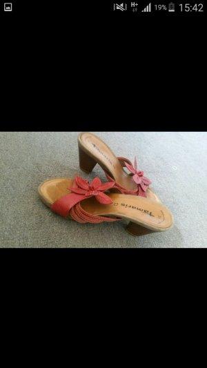 Sandaletten mit Keilabsatz von Tamaris