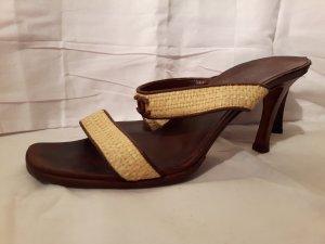 Sandaletten Mules Chanel