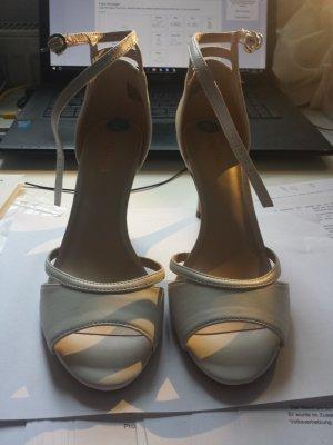 Nine west High Heel Sandal white
