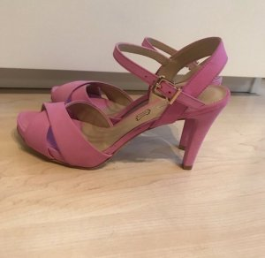 Sandaletten Pink