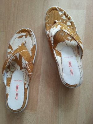 Sandaletten,Sandalen  von Miu Miu Gr 38