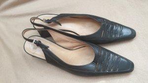 Sandaletten, Schwarze Schuhe von Salamander Gr.7 G