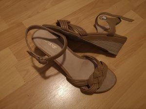 Sandaletten sehr bequem