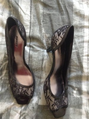 Sandaletten spitzeoptik Größe 41