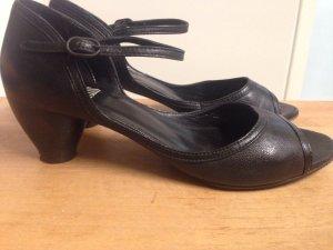 Sandaletten Vialis Gr 37 schwarz