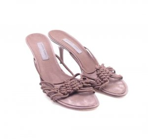 sandaletten von alberta ferretti gr. 38,5