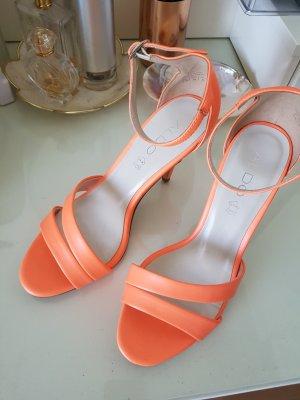 Sandaletten von ALDO im schönen orange Gr. 38. NEU