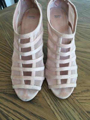 Sandaletten von Asos in Leder
