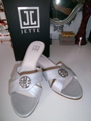 Sandaletten von Jette Joop Größe 37, ungetragen mit Karton