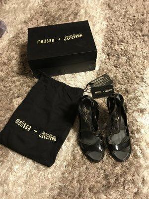 Sandaletten von Melissa & Jean Paul Gaultier