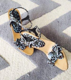 Sandaletten von Pura Lopez Gr. 39 ( Pony Fell)