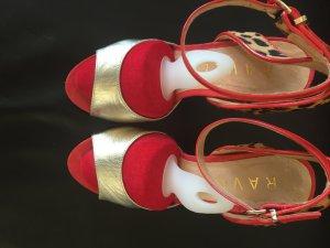 Sandaletten von Ravel