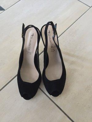 Sandaletten von Tamaris, Größe 40