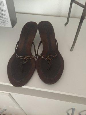 sandaletten von zara
