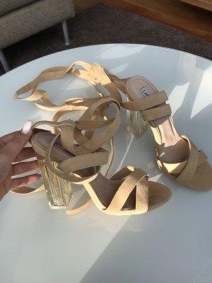 High Heel Sandal multicolored