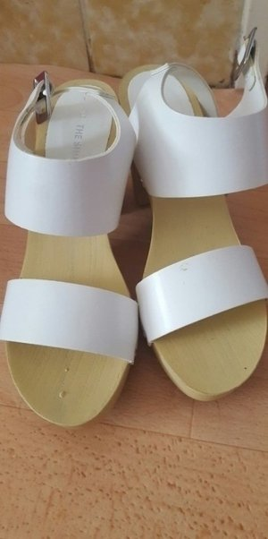 C&A High Heel Sandal white