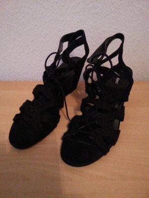 Sandallen schwarz Gr. 41 von Graceland