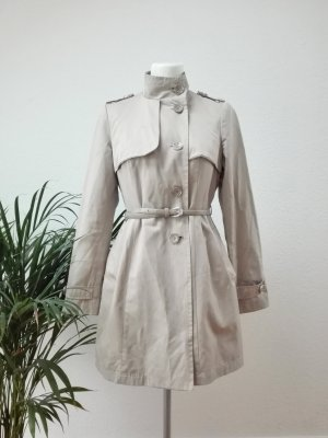 Orsay Trench Coat multicolored polyester