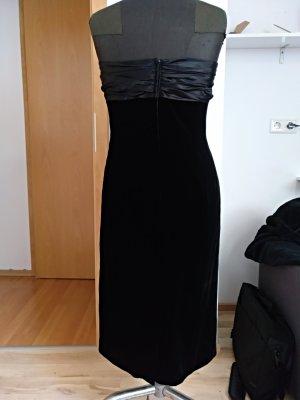 Sandra Pabst Off-The-Shoulder Dress black viscose