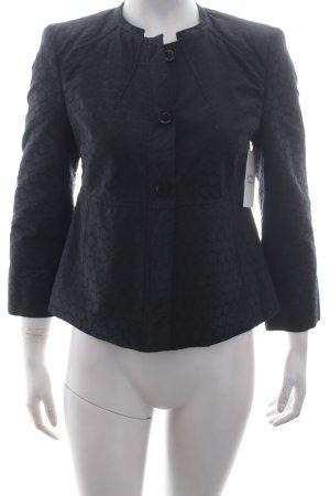 Sandra Pabst Blazer schwarz Punktemuster minimalistischer Stil
