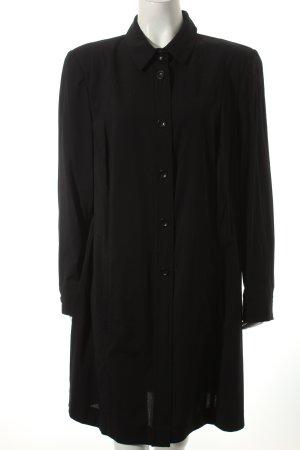 Sandra Pabst Blusenkleid schwarz schlichter Stil