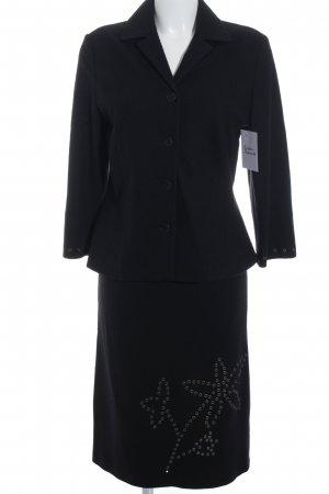 Sandra Pabst Ladies' Suit black street-fashion look