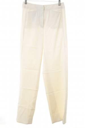 Sandra Pabst Marlene Trousers cream casual look