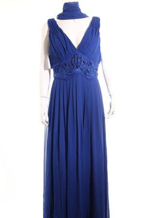Sandri Line Abendkleid blau Elegant