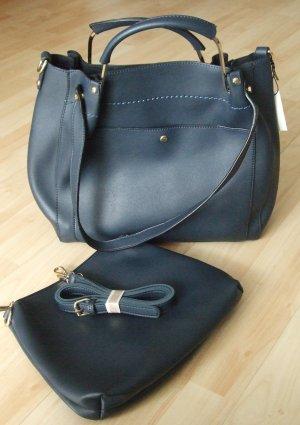 4ec8bc963925b SANDRINE Handtasche mit herausnehmbarer Tasche