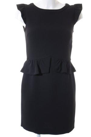 Sandro Abendkleid schwarz Elegant