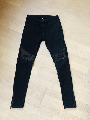 Sandro Biker Jeans