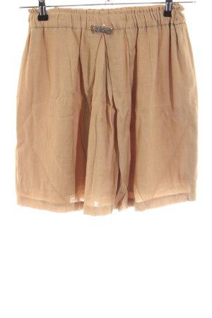 Sandro High Waist Skirt natural white casual look