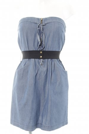 Sandro Jeanskleid blau Casual-Look