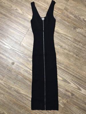 Sandro Midi Dress black