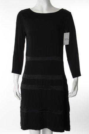 Sandro Kleid schwarz Eleganz-Look