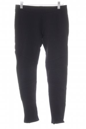Sandro Leggings schwarz Casual-Look