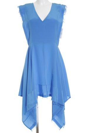 Sandro Paris Cocktailkleid blau Elegant