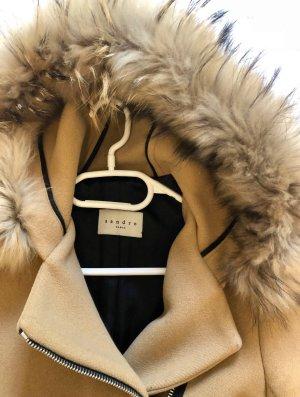 Sandro Paris Designer Mantel Größe 36 NP 690€