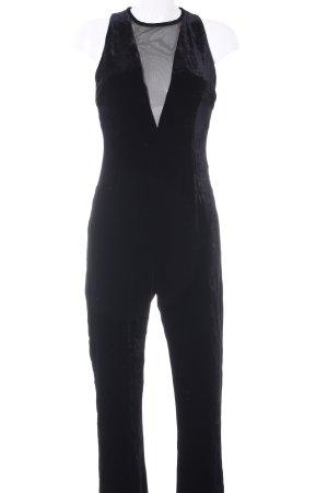 Sandro Paris Jumpsuit schwarz Elegant