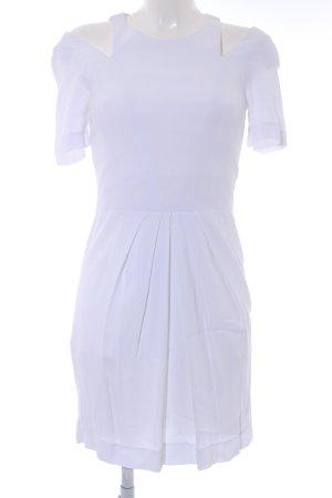 Sandro Paris Minikleid weiß Elegant