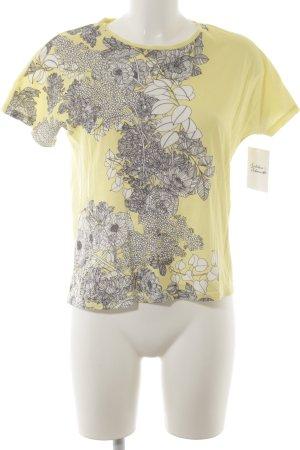 Sandro Paris Print-Shirt florales Muster Ethno-Look