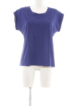Sandro Paris T-Shirt blau Casual-Look