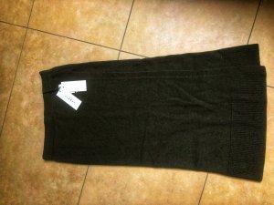 Sandro Jupe tricotée kaki-vert foncé