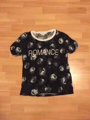 Sandro Shirt Gr. 1 mit Romance Druck
