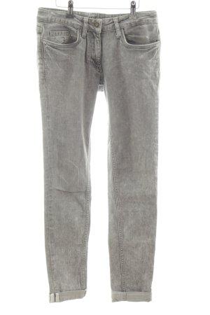 Sandro Slim Jeans hellgrau Casual-Look