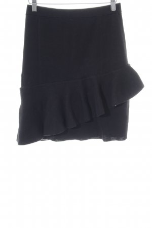Sandro Knitted Skirt black casual look
