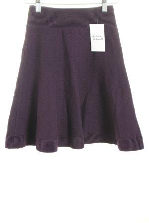 Sandro Circle Skirt lilac classic style